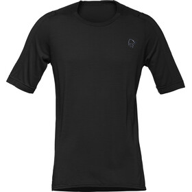Norrøna Skibotn Wool Equaliser T-Shirt Men Caviar